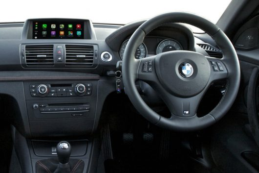 BMW 1 Series Retrofit CarPlay and Android auto system - E81 E82 E87 E88