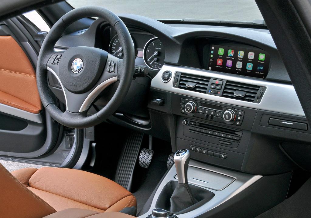 2008-2013 BMW 3 Series (All body shapes - E90, E91, E92, E93) CarPlay and  Android Auto Retrofit Multimedia Interface