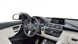 BMW Retrofit CarPlay and Android Auto