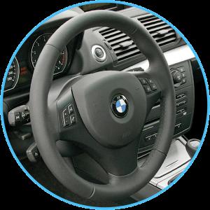 E89 retrofit CarPlay and android auto steering wheel integration