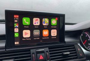 Audi A6 C7 Retrofit CarPlay