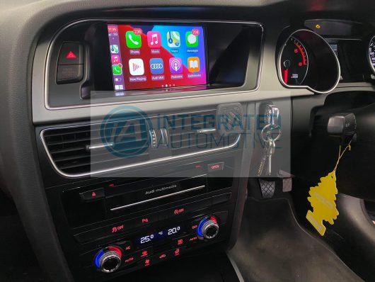 Audi MMI 3G Retrofit CarPlay and Android Auto Kit