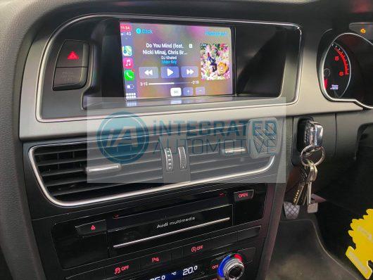 Audi MMI 3G+ Retrofit CarPlay and Android Auto Kit