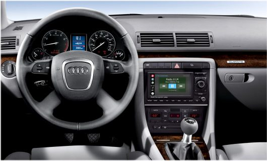 Audi A4 2004-2009 MMI 2G HIGH Carplay Upgrade