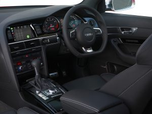 AUDI RS6 CarPlay retrofit upgrade