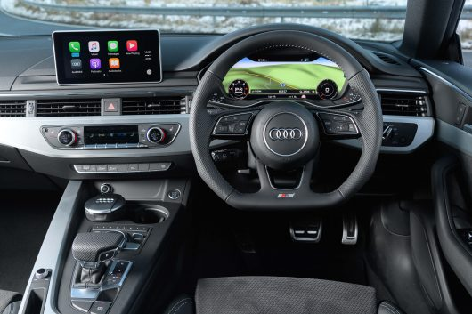Audi A5 2016-2018 Retrofit Carplay and Android Auto Kit