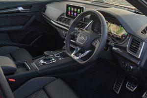 Audi Q5 B9 2016-2018 Retrofit Carplay