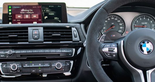 bmw id4 to id6 upgrade including carplay activation