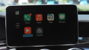 Mercedes A Class CarPlay and Android Auto