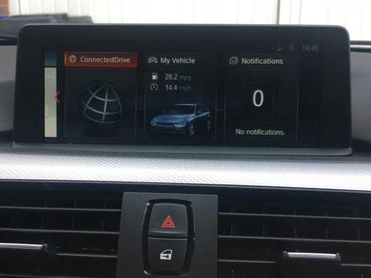 ID6 retrofit for BMW F10 F20 F25 F30