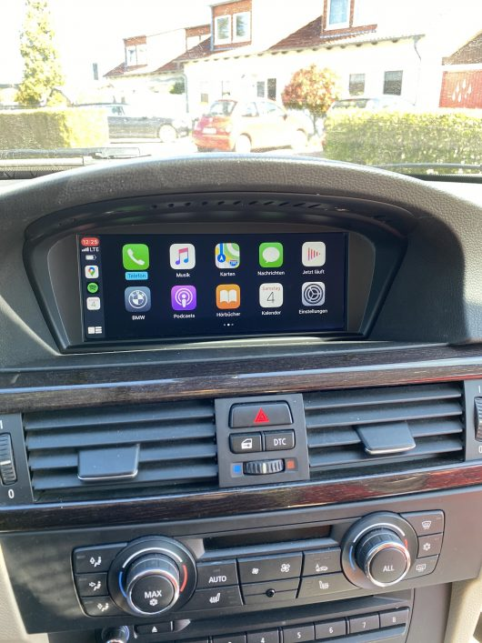 BMW E90 retrofit CarPlay and Android Auto kit (IMI-1000)