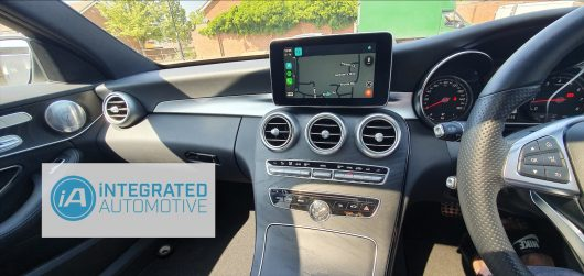 Mercedes NTG5 Retrofit CarPlay and Android Auto kit