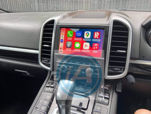 Pcm3.1 retrofit carplay and android auto kit by integrated automotive