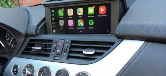 BMW e89 retrofit CarPlay and android auto kit
