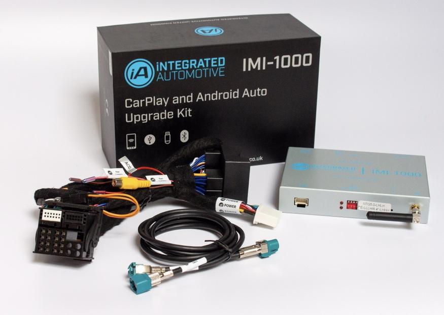 IMI-1000 retrofit CarPlay and Android Auto interface