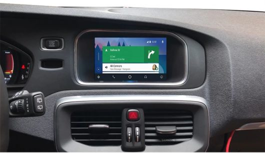Retrofit CarPlay and Android Auto for Volvo models