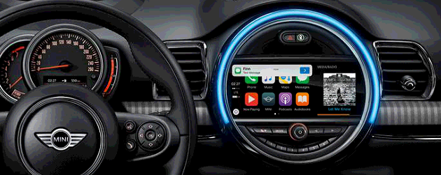 mini cooper carplay retrofit