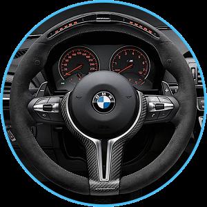 BMW Retrofit CarPlay with steering wheel integration