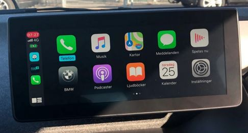 bmw i 3 android auto and carplay retrofit kit