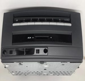 NTG3.5 systems feature an SD card slot on the front panel