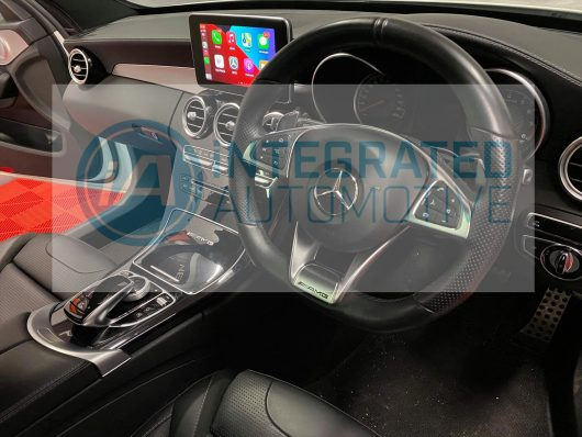 Mercedes Benz NTG5 Retrofit CarPlay and Android Auto kit